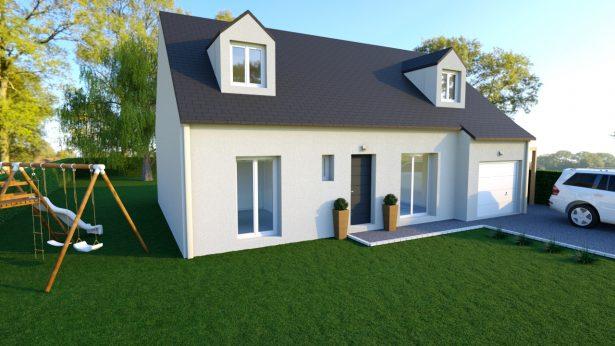 projet maison moderne best good gorgeous modele de maison projet de de maison modle de maison. Black Bedroom Furniture Sets. Home Design Ideas